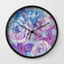 Nostalgia Wall Clock
