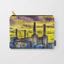 Battersea Power Station Van Gogh Carry-All Pouch