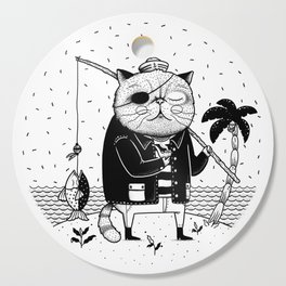 Fishercat Cutting Board