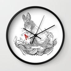 Le Chapardeur Wall Clock