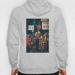 """PHOTOGRAPHY """"Typical Japan Street"""" Hoody"""