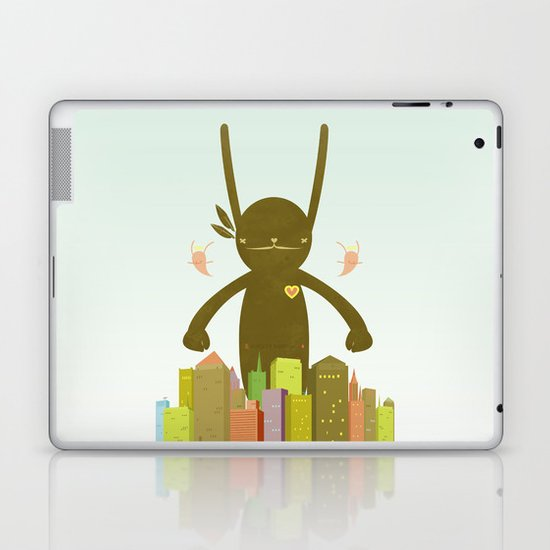 MONSTAA Laptop & iPad Skin