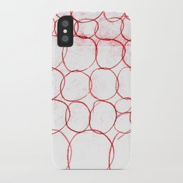 AUTOMATIC CIRCLE iPhone Case