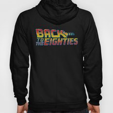 Back To The Eighties Hoody