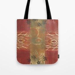 Monoprint 4 Tote Bag