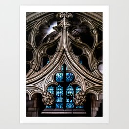 Trinity Church Chapel Art Print