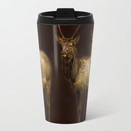 Three Elk Travel Mug