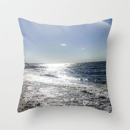 Shoreham Sunset Throw Pillow