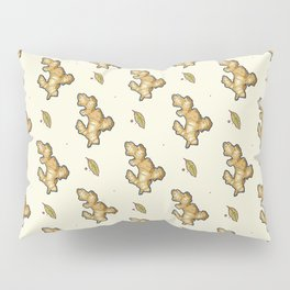 ginger root power Pillow Sham