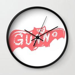 Guano Wall Clock
