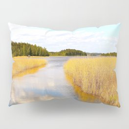 View From The Bridge - version #2 Pillow Sham