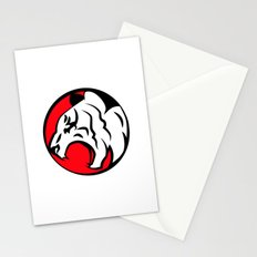 White Tiger Stationery Cards