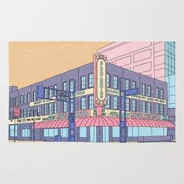 North Center Street - Reno, USA Rug