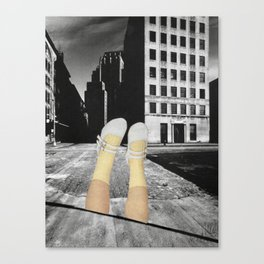 The Heirs 5 Canvas Print