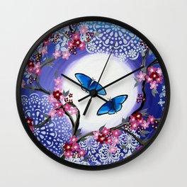 Imagine Our Joy Wall Clock