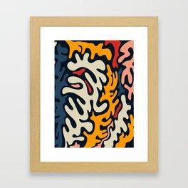 Weirdo Framed Art Print