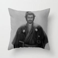 Yojimbo Throw Pillow