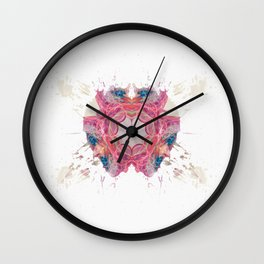 Inkdala L Wall Clock