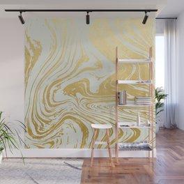 Gold Rush #society6 #decor #buyart Wall Mural