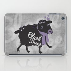 Black Sheep iPad Case