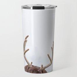 White wonder Travel Mug