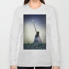 Pinky the Narwhal Long Sleeve T-shirt