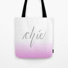 The Chic Tote Bag