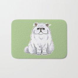 Persian cat Bath Mat