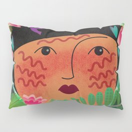 Yanomami Pillow Sham