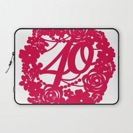 40 Laptop Sleeve