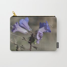 Canterbury Bell Coachella Wildlife Preserve Carry-All Pouch