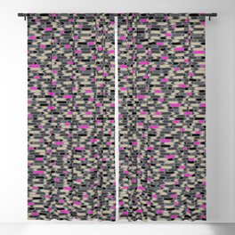 Directions Camouflage (Pink/Gray) Blackout Curtain