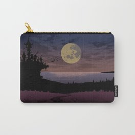 Halloween castle Carry-All Pouch