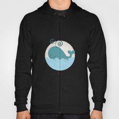 I {❤} Whale Hoody