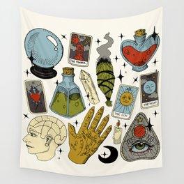 Fortune Teller Starter Pack Color Wall Tapestry