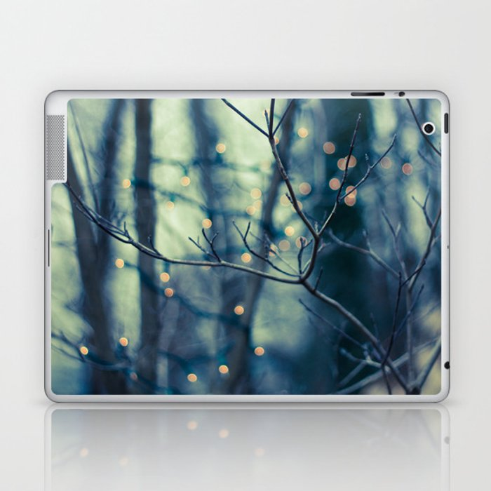Woodland Holiday  Laptop & iPad Skin