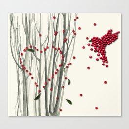 Valentine Heart Canvas Print
