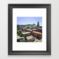 Pendleton Framed Art Print