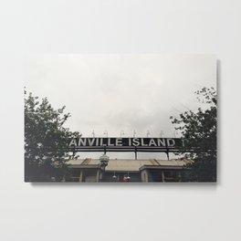Granville Island Series | No. 2 Metal Print