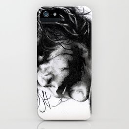 The joker - Heath Ledger iPhone Case