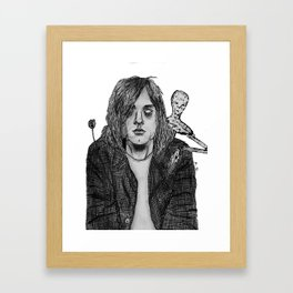 Incesticide Framed Art Print