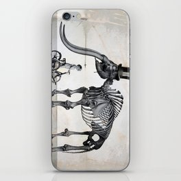 Mister Mastodon And Molly June iPhone Skin