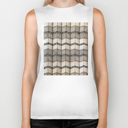 Systematic Waves Biker Tank