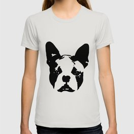 Boston Terrier Custom Kids Personalized Toddler Cool Kids Clothes Kids Dog Boston Terrier Kids Cloth T-shirt