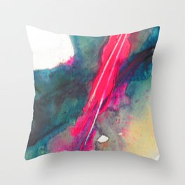 Living After Midnight  Throw Pillow