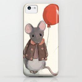 la souris au ballon iPhone Case