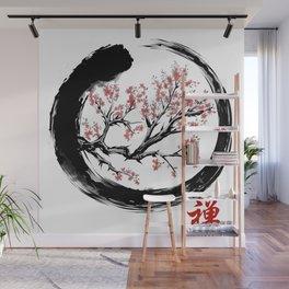 Japanese ENSO ZEN Buddhist SHIRT Wall Mural