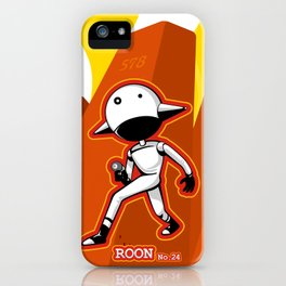 ROON No.24 iPhone Case