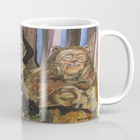 oz Mugs featuring OZ  by Robert E. Richards