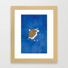 009 blsts Framed Art Print